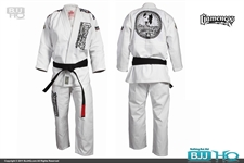 Today on BJJHQ Gameness Platinum Gi - $90